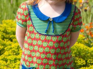 """Kleid & Shirt """"Mini-Mathilda"""" Gr. 92 - 164"""
