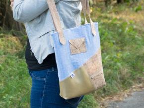 """Tasche """"Lucy"""" genäht von Katiela"""