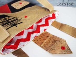 """Tasche """"Lucy"""" von Lalafab"""