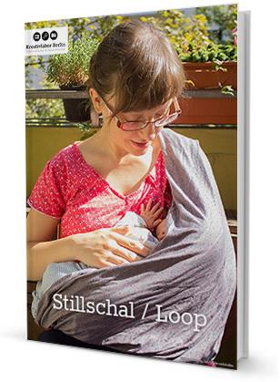 Stillschal / Stillloop nähen