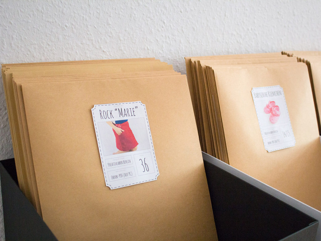 Gratis-Printable: Etiketten für eure Schnittmuster | Kreativlabor ...