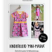 """Kinderkleid """"Mini-Masha"""" Gr. 92 - 164"""