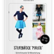 "Stufenrock ""Malou"""