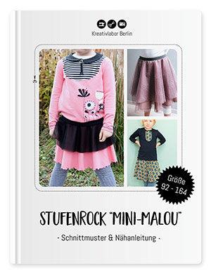 "Stufenrock ""Mini-Malou"""