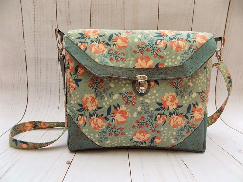 Neues Schnittmuster: Handtasche & Kameratasche \