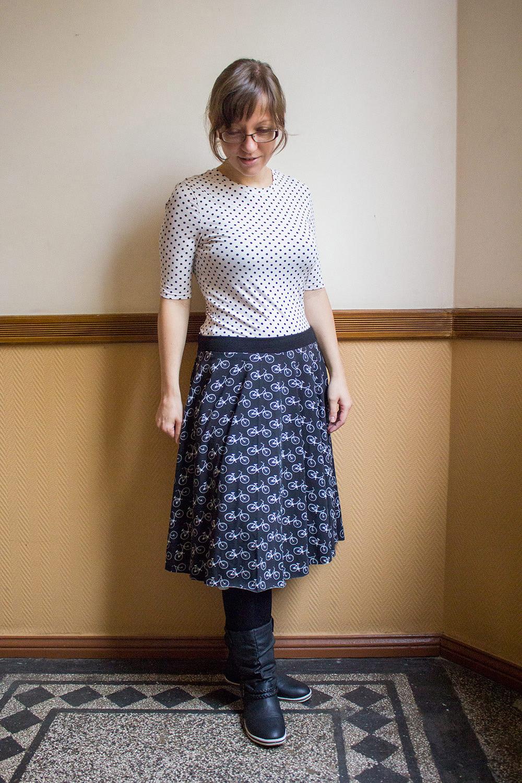 Meine neuen Röcke