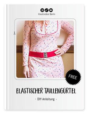 Gratis-Nähanleitung für einen elastischen Taillengürtel
