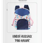 """Kinder-Rucksack """"Mini-Halvar"""""""