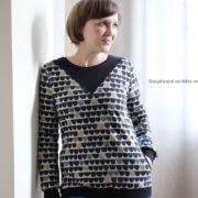 "Neues Schnittmuster: Pullover ""Ida"" ist da"
