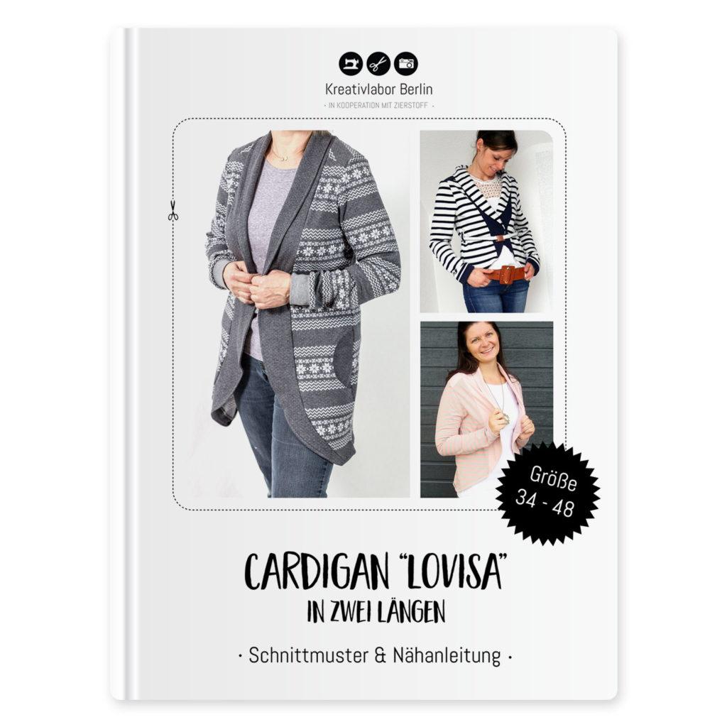 "Cardigan ""Lovisa"" Gr. 34 - 48"