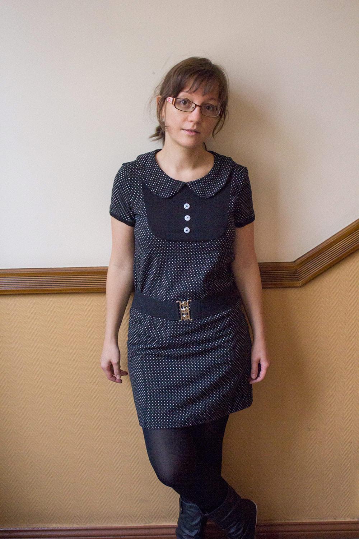 """Mein Kleid """"Mathilda"""""""