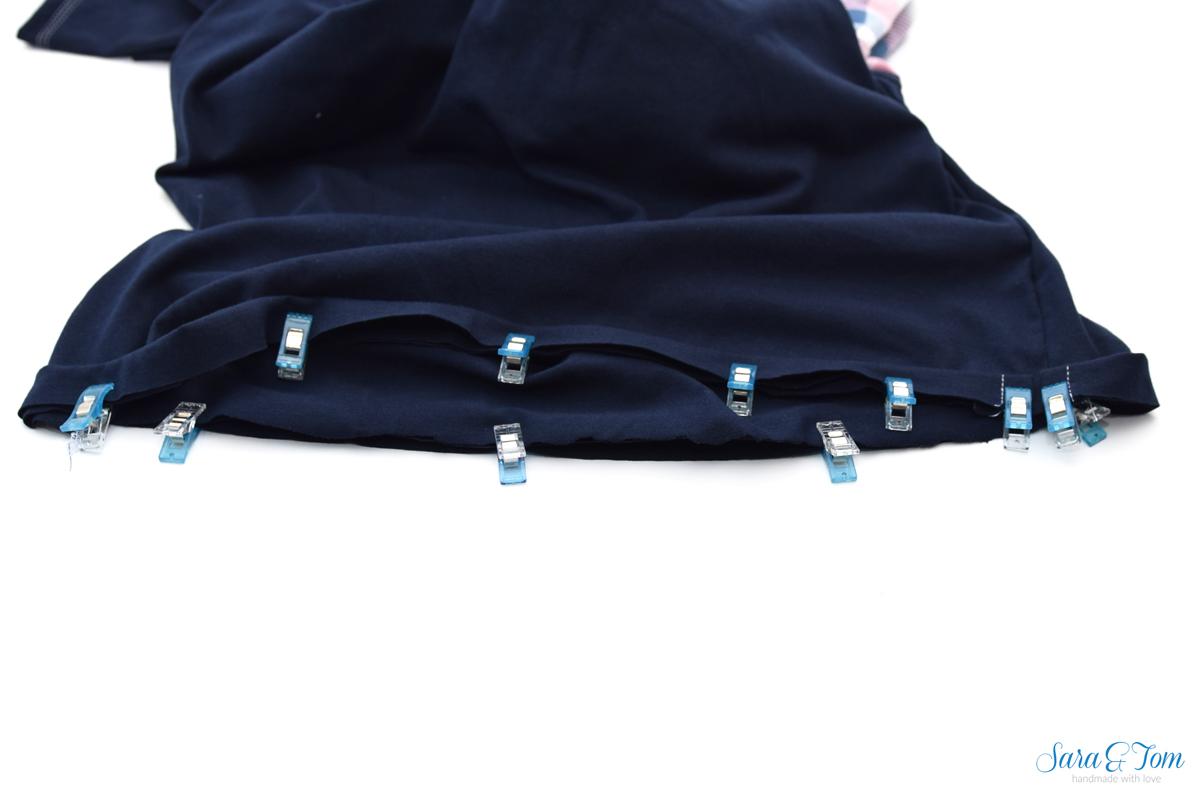 "Kleid oder Pulli ""Mathilda"" mit Tunnelzug nähen"