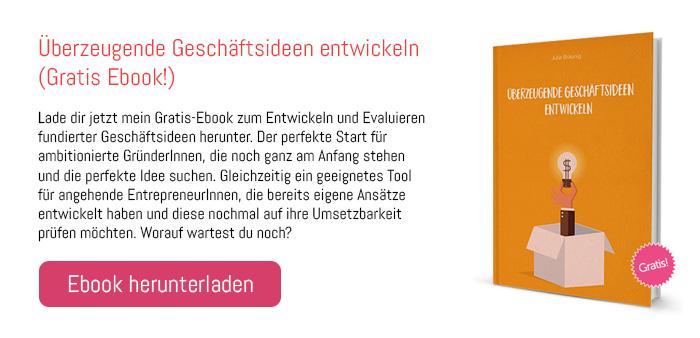 Gratis-Ebook: Geschäftsideen entwickeln
