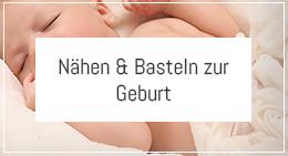 Schnittmuster und Nähanleitungen zur Geburt