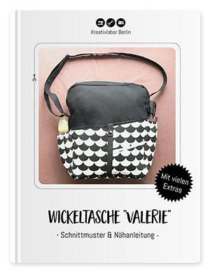"""Wickeltasche """"Valerie"""" + Extras"""