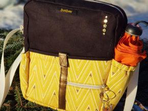 """Handtasche """"Mini-Valerie"""" genäht von BumBees"""