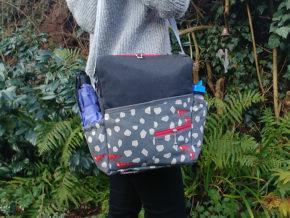 """Handtasche """"Mini-Valerie"""" genäht von Xella"""