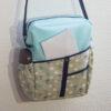 """Handtasche """"Valerie"""" genäht von Jeanette Kinderleicht"""