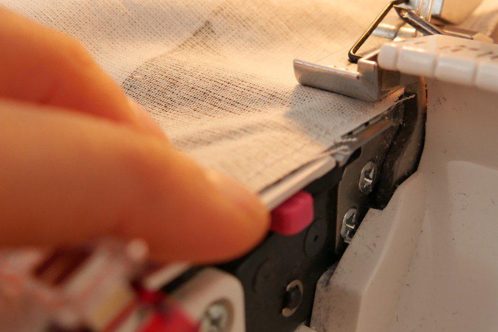 Tutorial: Paspelband einnähen