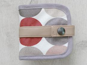 Geldbörse Alex von knit.sew.wear.love