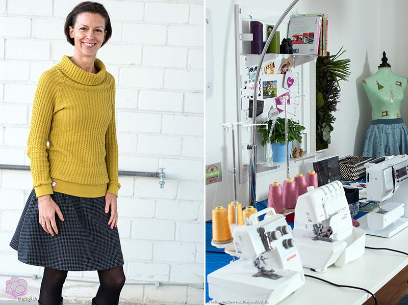 """Birgit vom Blog """"Selbermachen macht glücklich"""""""