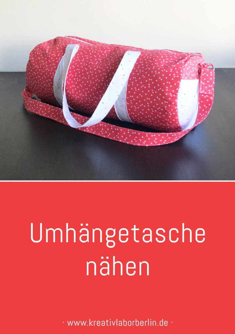 Schnittmuster & Nähanleitung Tasche Emily