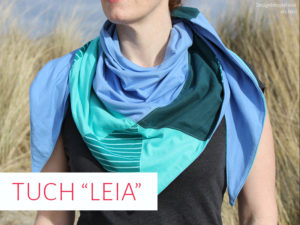 """Dreieckstuch """"Leia"""""""