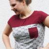 """Shirt """"Stella"""" genäht von kostbar und geliebt"""