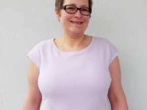 """Shirt """"Stella"""" genäht von Saemanns"""