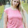 """Shirt """"Stella"""" genäht von Tazys Blog"""