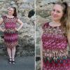 """Kleid """"Adina"""" genäht von Schere, Nadel & Stoff"""