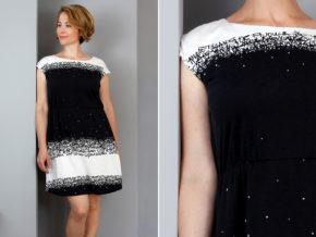 """Kleid """"Adina"""" genäht von MaKaMo näht"""