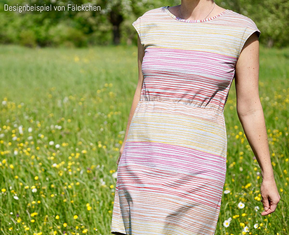 """Neues Schnittmuster: Kleid """"Adina"""""""