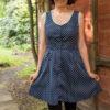 """Kleid """"Tuva"""" genäht von diesichtraut-handmade"""