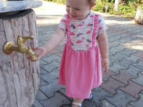 "Kinderkleid ""Mila"" genäht von shelly & minime"