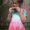 """Kinderkleid """"Mila"""" genäht von Schneckengrünes"""