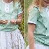 """Shirt """"Filippa"""" genäht von Ungeheuer & Partner"""
