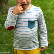 "Neues Schnittmuster: Kinder-Shirts ""Filip & Filippa"""
