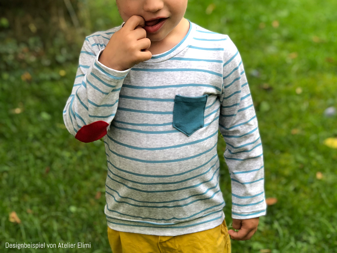 Neues Schnittmuster: Kinder-Shirts