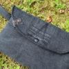 Upcycling-Projekt: Gürteltasche aus einer alten Jeans nähen
