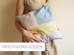 Patchwork-Kissen
