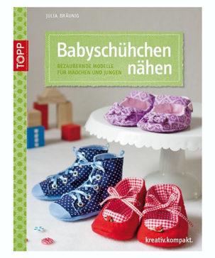 Babyschühchen nähen (Buch)