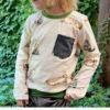 """Shirt """"Filip"""" genäht von Elfenzwirn"""