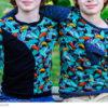 """Shirt """"Filip"""" genäht von Lilleluett"""