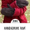 """Schnittmuster & Nähanleitung Handschuhe """"Alva"""" (Kinder & Erwachsene)"""
