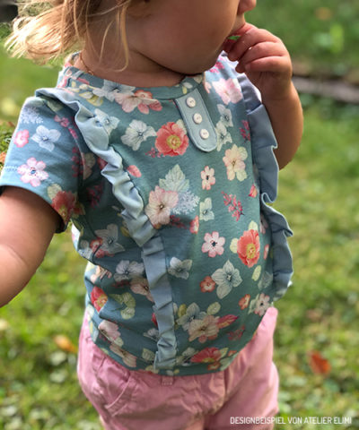"Kinder-Shirt ""Filippa"""