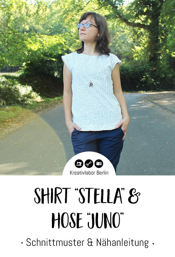 """Hose """"Juno"""" und Shirt """"Stella"""""""