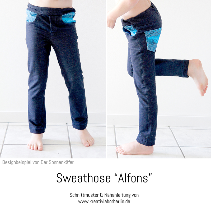 "Sweathose ""Alfons"""