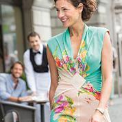 Kleid Schnittmuster