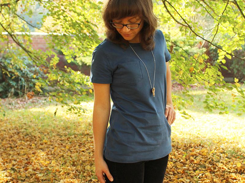 "Neues Schnittmuster: Shirt ""Ellie"""